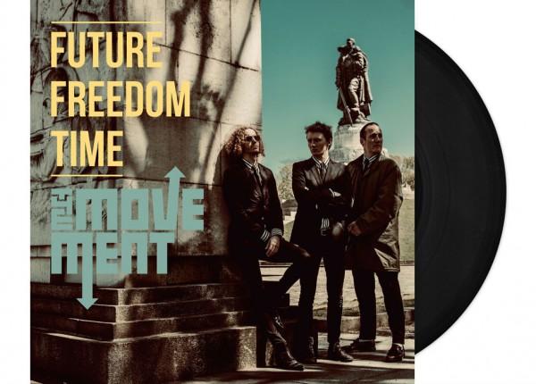 "MOVEMENT, THE - Future Freedom Time LTD 12"" LP - BLACK"