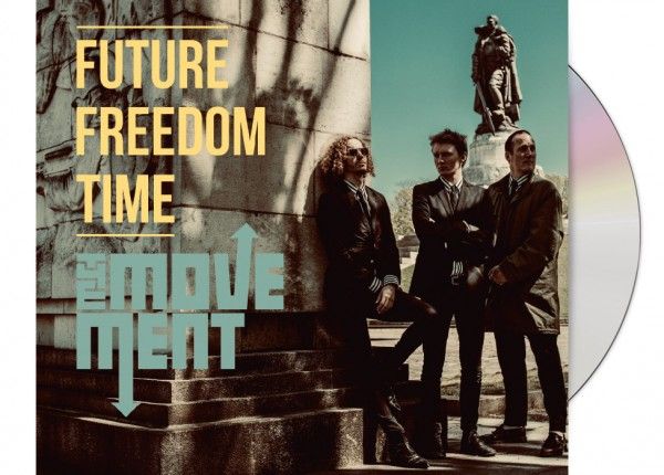 MOVEMENT, THE - Future Freedom Time LTD DIGIPAK CD