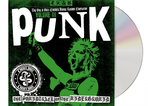 V.A. - Punk. The Soundtrack Vol. 3 CD