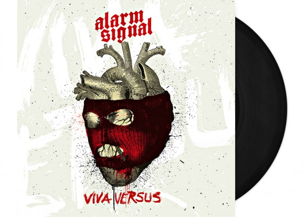 "ALARMSIGNAL - Viva Versus 12"" LP LTD - BLACK"