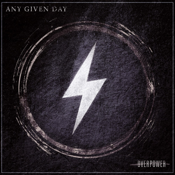 ANY GIVEN DAY - Overpower CD