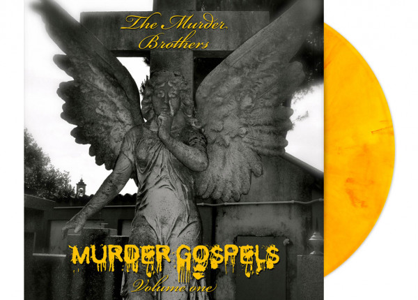 "MURDER BROTHERS, THE - Murder Gospels Vol. One 12"" LP LTD - YELLOW"