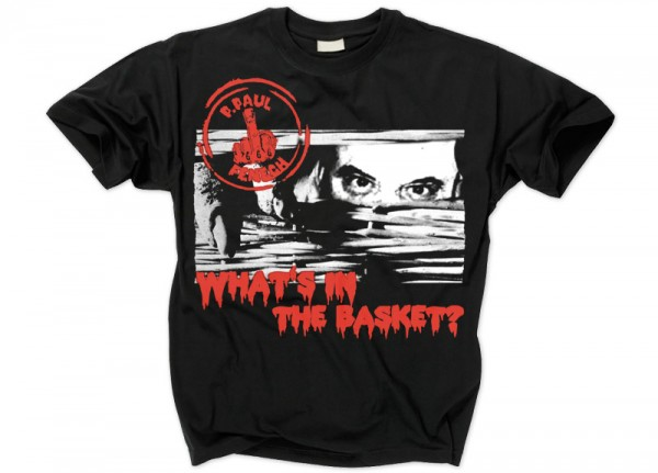 P. PAUL FENECH - What's In the Basket? T-Shirt