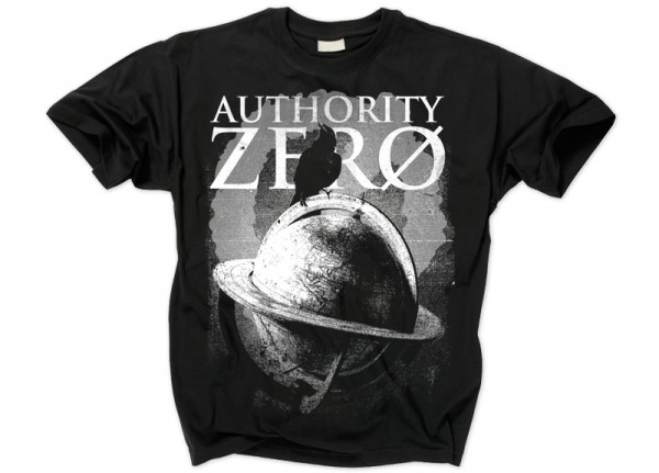 AUTHORITY ZERO - The Tipping Point T-Shirt