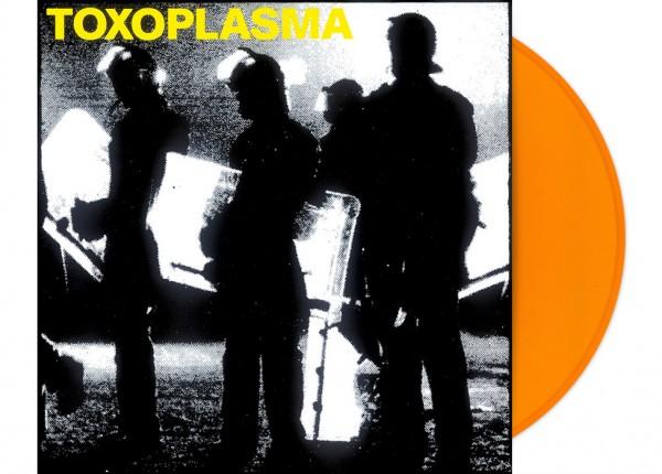 """TOXOPLASMA - Toxoplasma 12"""" LP LTD - ORANGE"""