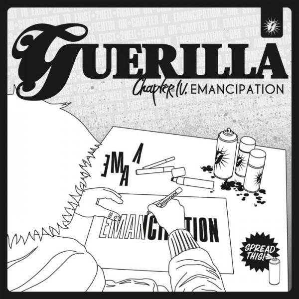 GUERILLA - Chapter IV Emancipation CD