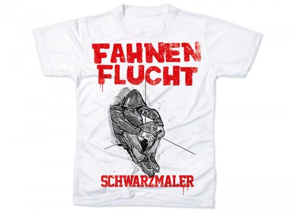 FAHNENFLUCHT - Schwarzmaler T-Shirt