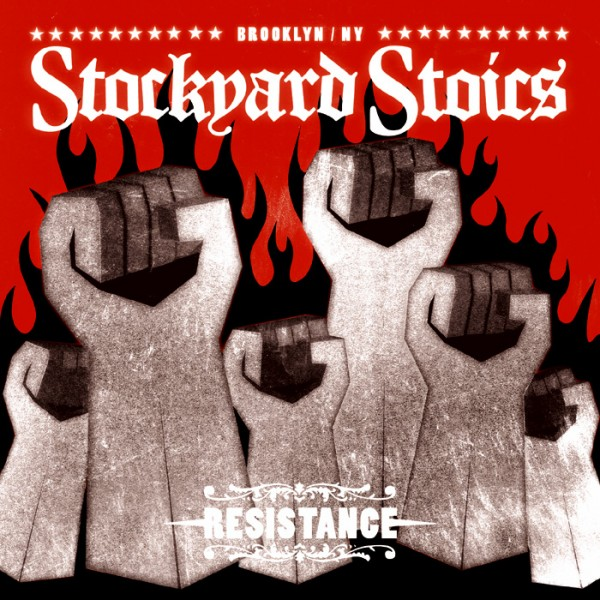 STOCKYARD STOICS - Stockyard Stoics CD