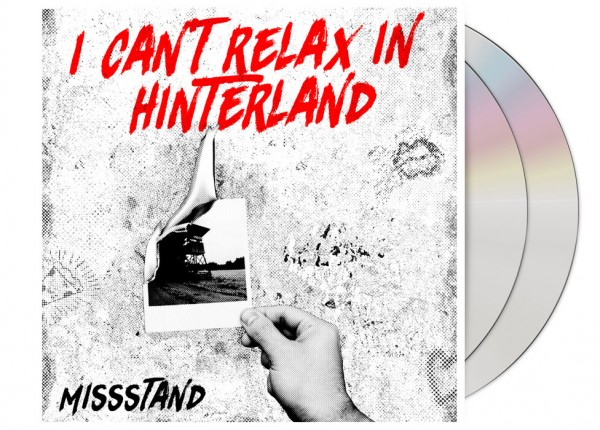 MISSSTAND - I Can't Relax In Hinterland 2CD