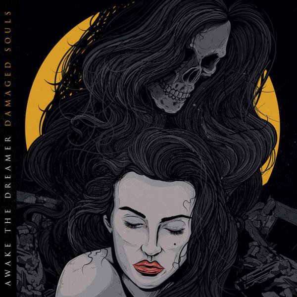 AWAKE THE DREAMER - Damaged Souls CD