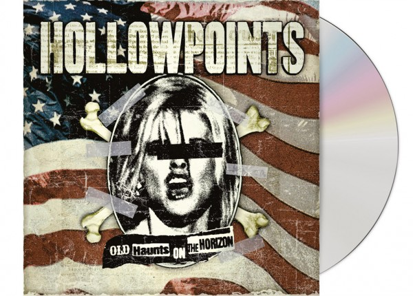 HOLLOWPOINTS - Old Haunts On The Horizon CD