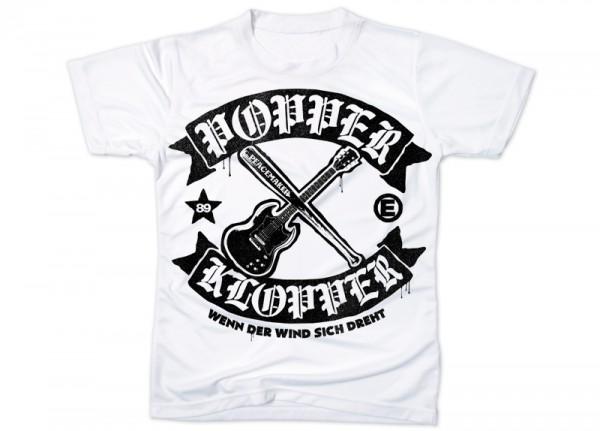 POPPERKLOPPER - Wenn der Wind sich dreht T-Shirt