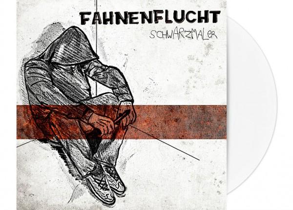 """FAHNENFLUCHT - Schwarzmaler 12"""" LP LTD - WHITE"""