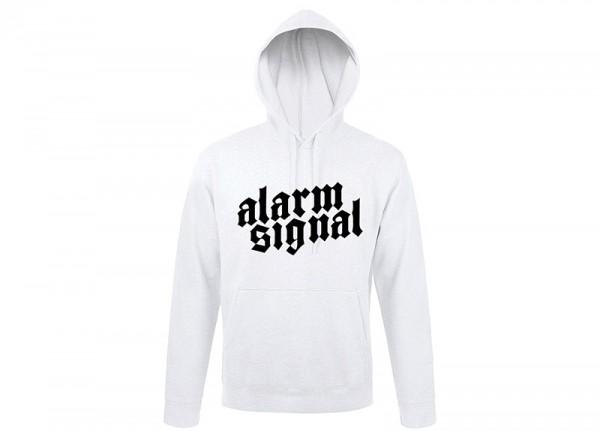 ALARMSIGNAL - Alarmsignal Schriftzug Hoodie