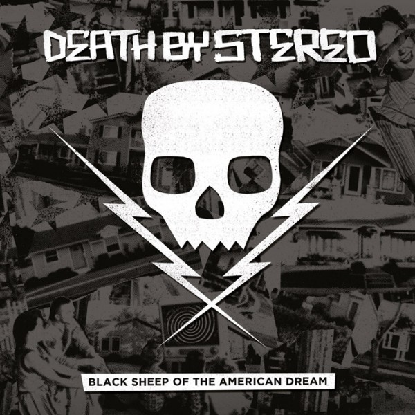 DEATH BY STEREO - Black Sheep Of The American Dream LP