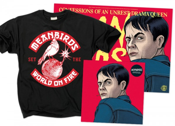 MEANBIRDS - Confessions Of An Unrest Drama Queen Bundle