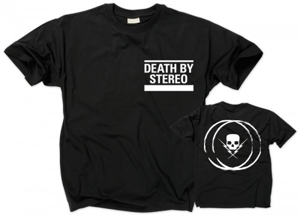 DEATH BY STEREO - ...We've Left You For Dead T-Shirt