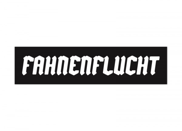 FAHNENFLUCHT Patch