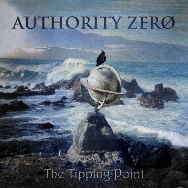 AUTHORITY ZERO - The Tipping Point (Bonus Edition) LTD DIGIPAK CD