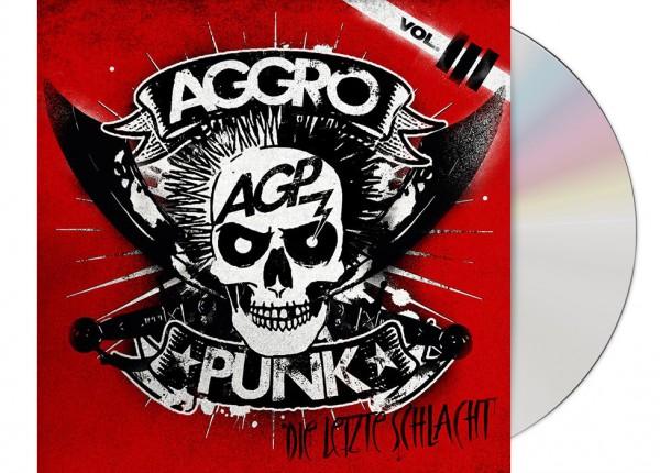 V.A. - Aggropunk Vol. 3 (die Letzte Schlacht) CD