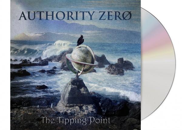 AUTHORITY ZERO - The Tipping Point (Bonus Tracks) CD