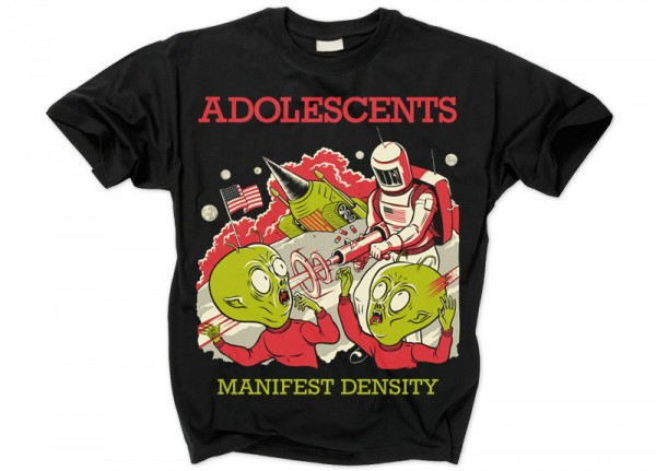 ADOLESCENTS - Manifest Density T-Shirt