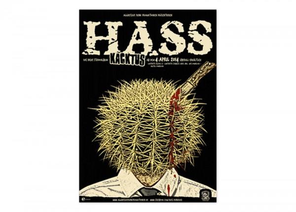 HASS - Kacktus Poster
