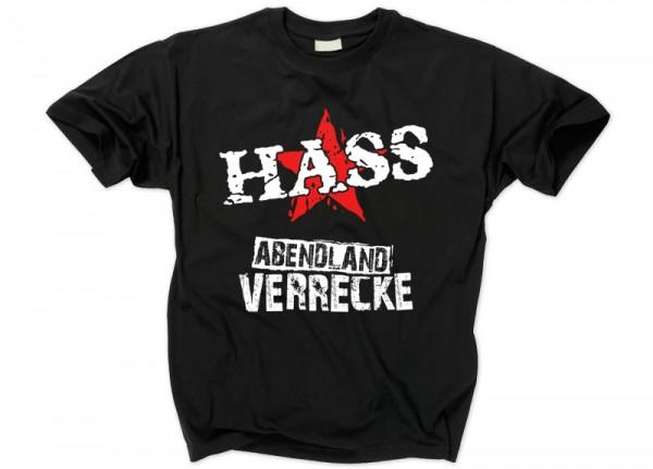 HASS - Abendland verrecke T-Shirt