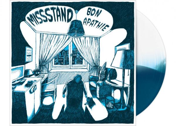 """MISSSTAND - Bon Apathie LTD 12"""" LP - HALF/HALF"""