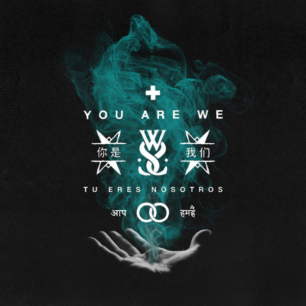 """WHILE SHE SLEEPS - You Are We 12"""" DO-LP + CD"""