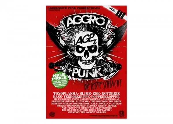 AGGROPUNK - Vol. 3 Poster