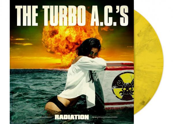 "TURBO A.C.'S, THE - Radiation LTD 12"" LP - YELLOW"