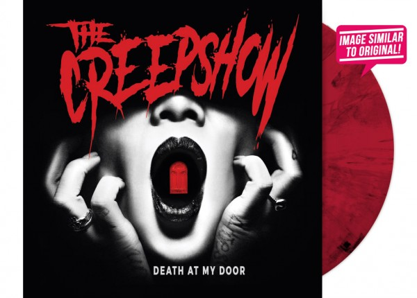 "CREEPSHOW, THE - Death At My Door LTD 12"" LP - RED"