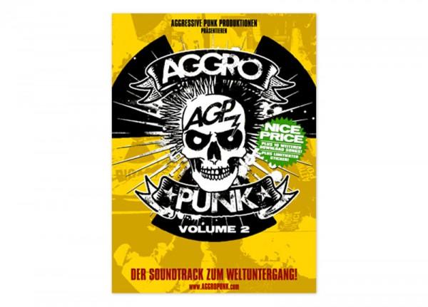AGGROPUNK - Vol. 2 Poster