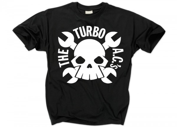 TURBO A.C.'s, THE - Logo T-Shirt
