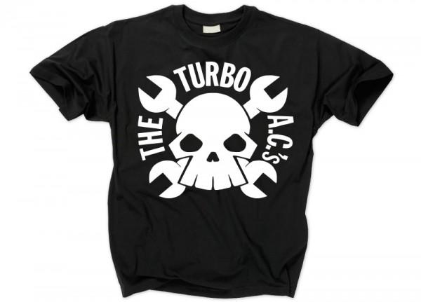 TURBO A.C.'s, THE - Logo T-Shirt