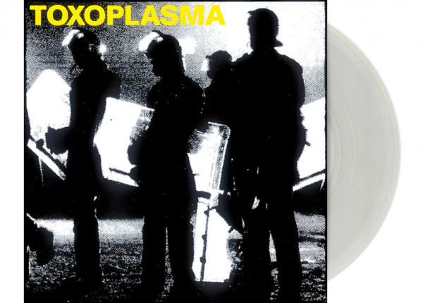 "TOXOPLASMA - Toxoplasma LTD 12"" LP - CLEAR"