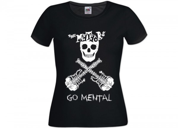 METEORS, THE - Go Mental Girly
