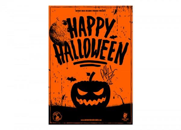 P. PAUL FENECH - Happy Halloween