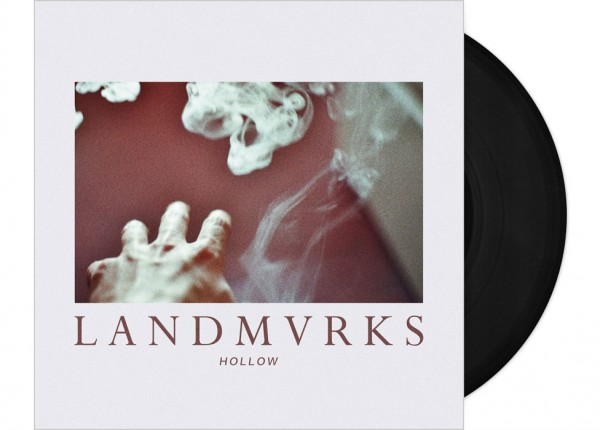 "LANDMVRKS - Hollow 12"" LP LTD BLACK"