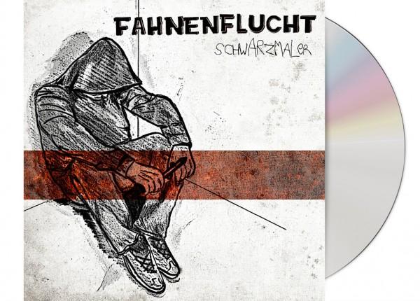 FAHNENFLUCHT - Schwarzmaler CD