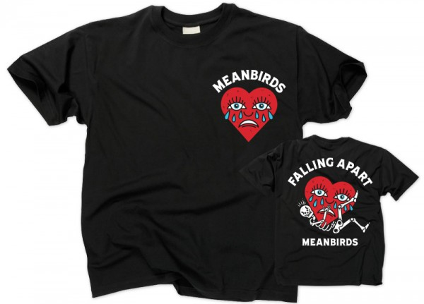 MEANBIRDS - Falling Apart T-Shirt