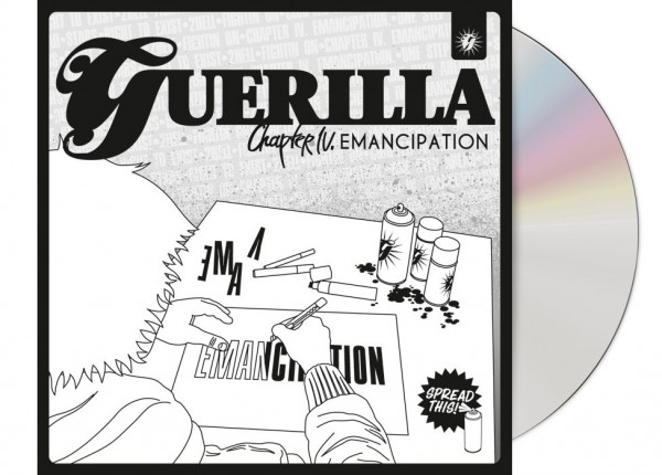 GUERILLA - Chapter IV Emancipation CD
