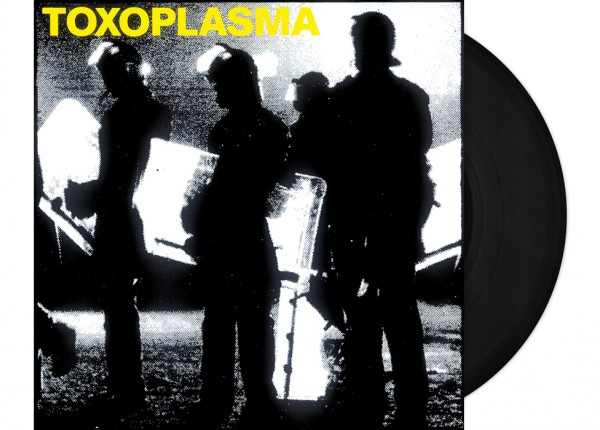 "TOXOPLASMA - Toxoplasma 12"" LP LTD - BLACK"