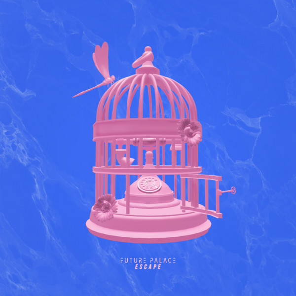 FUTURE PALACE - Escape CD
