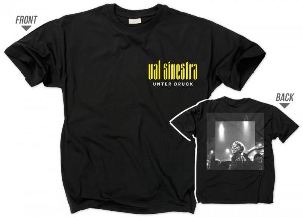 VAL SINESTRA - Unter Druck Scream T-Shirt