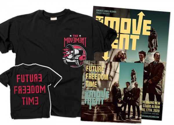 MOVEMENT, THE - Future Freedom Time Bundle