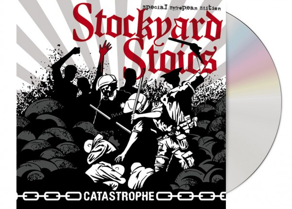 STOCKYARD STOICS - Catastrophe CD