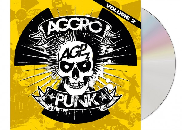 V.A. - Aggropunk Vol. 2 CD